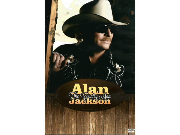 Alan Jackson - The Country Man - DVD