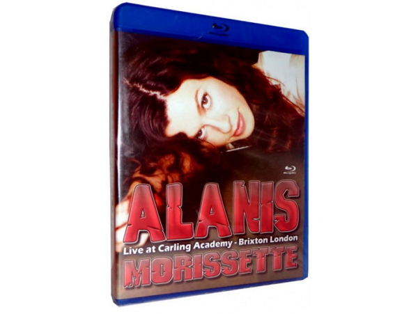 Alanis Morissette - Live At Carling Academy - Brixton London - Blu-Ray