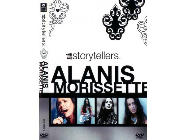 Alanis Morissette - VH1 StoryTellers - DVD