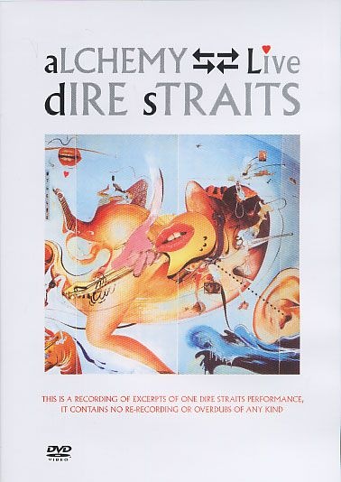 Dire Straits - Alchemy (Live) - DVD