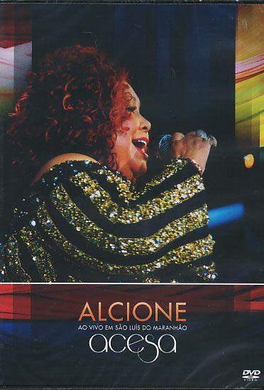 Alcione - Acesa - Ao Vivo Em São Luiz do Maranhão - DVD