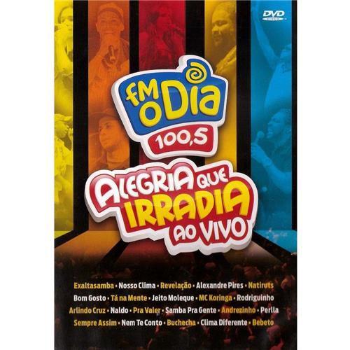 Alegria Que Irradia - Ao Vivo - DVD