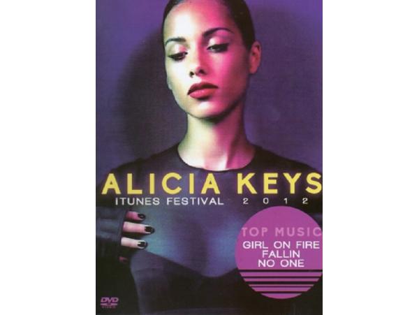 Alicia Keys - Itunes Festival 2012 - DVD