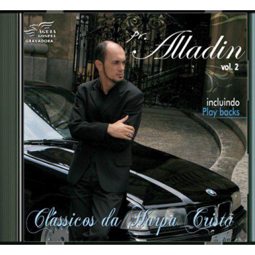 Alladin - Clássicos Da Harpa Cristã - Vol.2 - CD