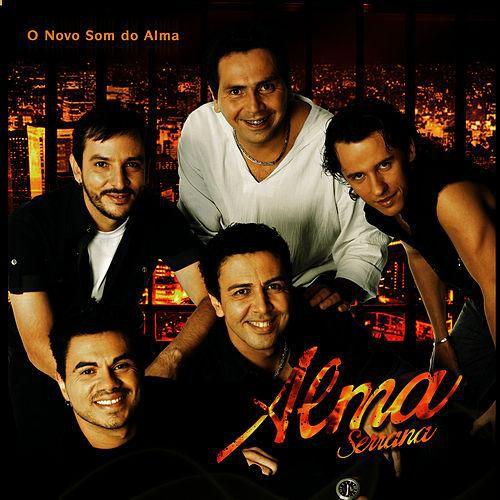 Alma Serrana - O Novo Som Do Alma - CD