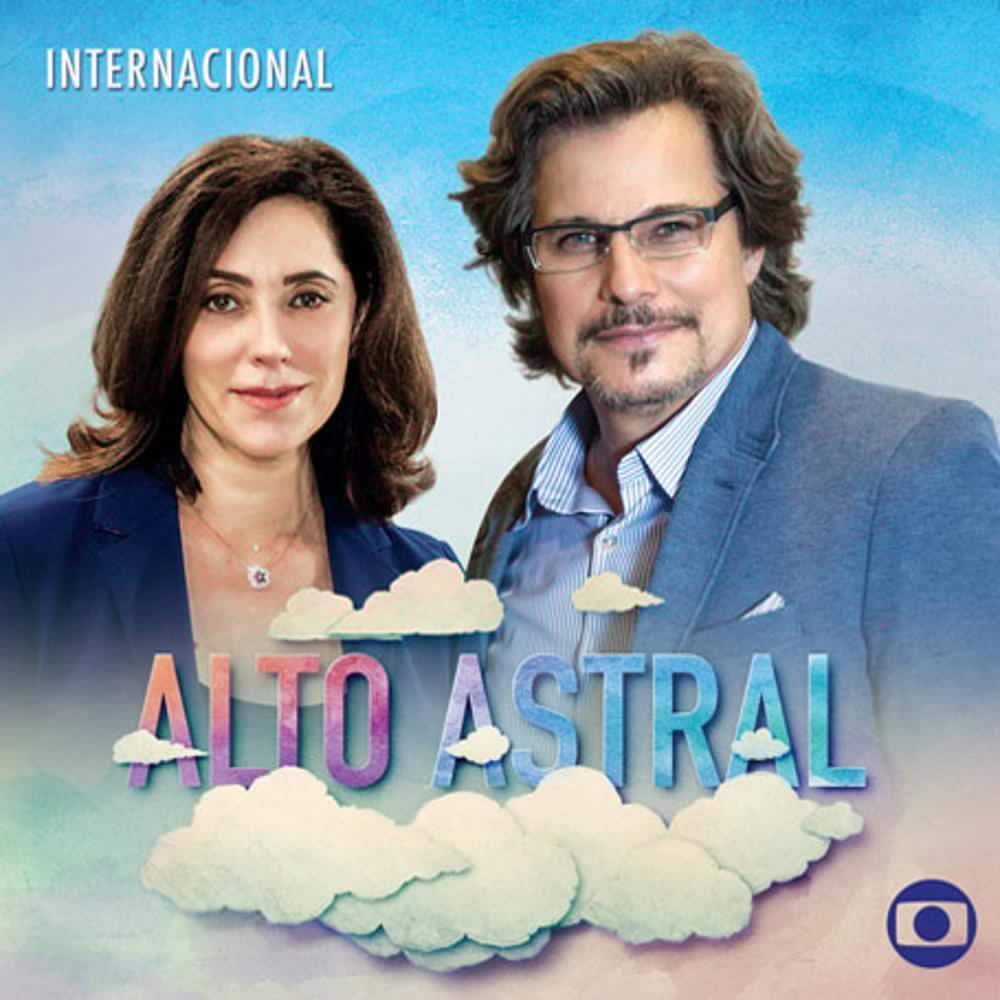 Alto Astral - Internacional - CD