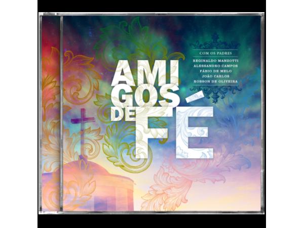 Amigos De Fé - CD