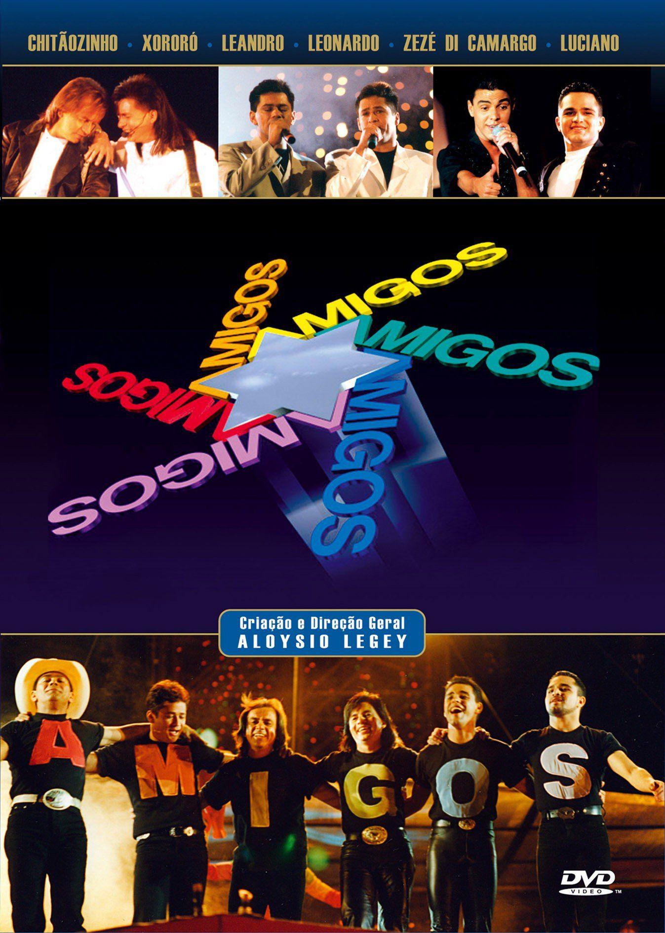 Amigos - DVD