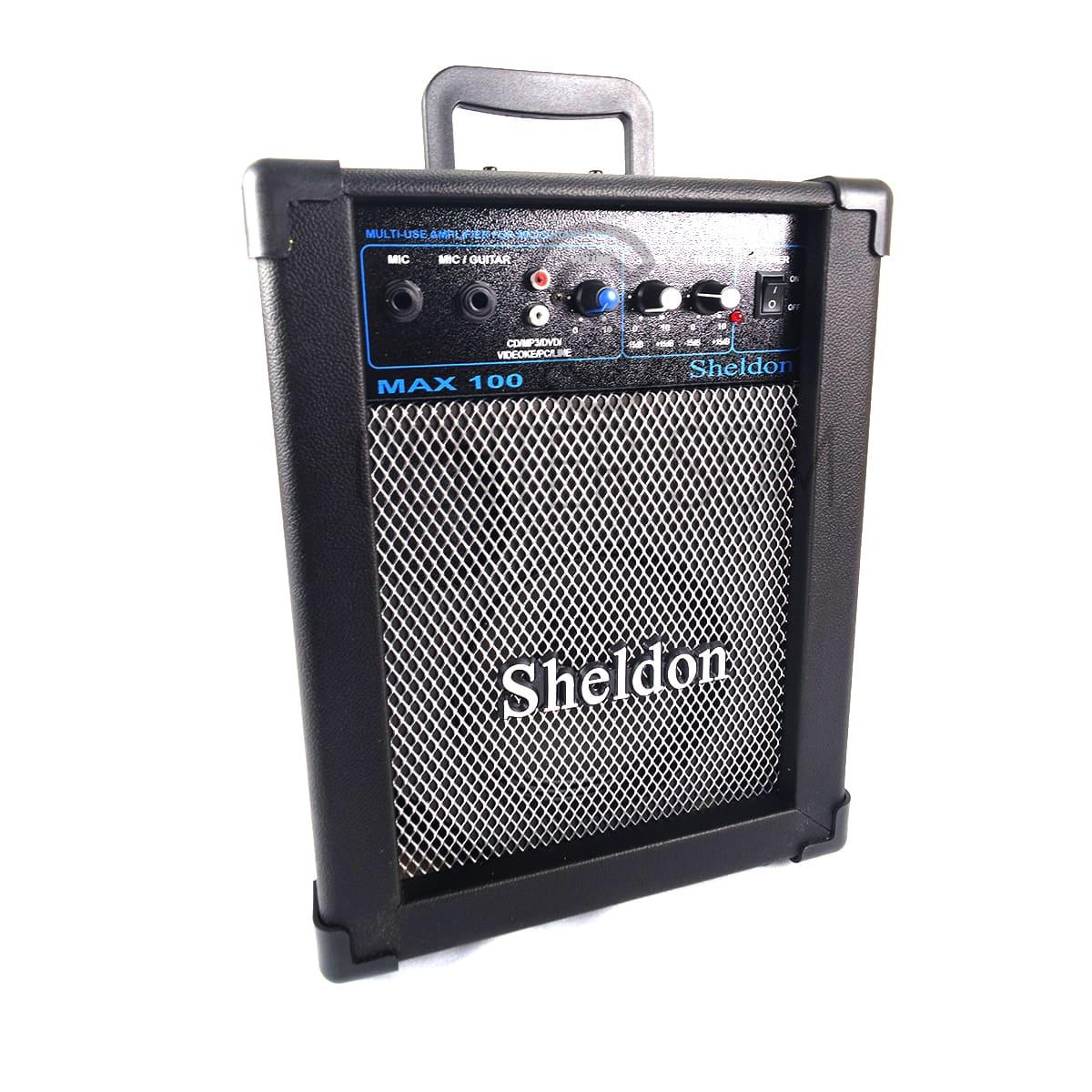 Amplificador cubo Sheldon Multiuso Max100
