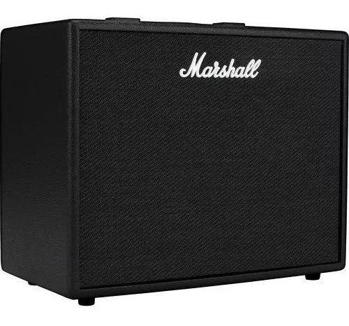 Amplificador de Guitarra Marshall Code 50 C/ Bluetooth e USB