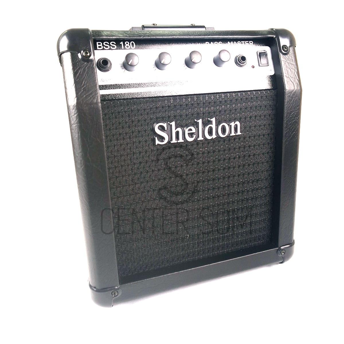 Amplificador Para Contrabaixo Sheldon Bss 180 - 18w