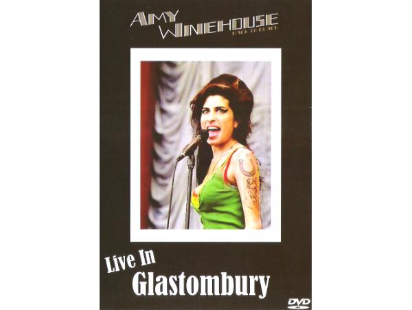 Amy Winehouse - Live In Glastonbury  - DVD