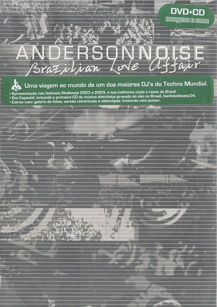 Anderson Noise - Brazilian Love Affair - CD+DVD