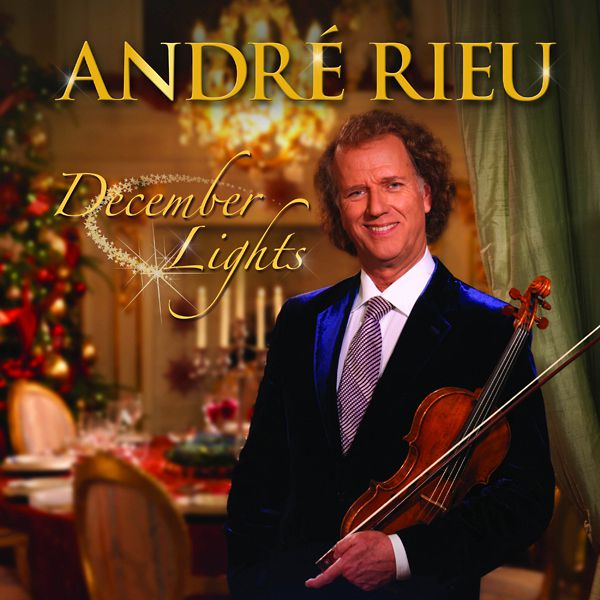 André Rieu - December Light  - CD