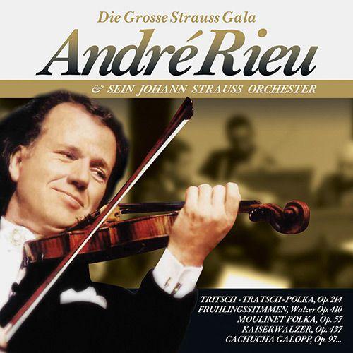 André Rieu - Die Grosse Strauss Gala - CD