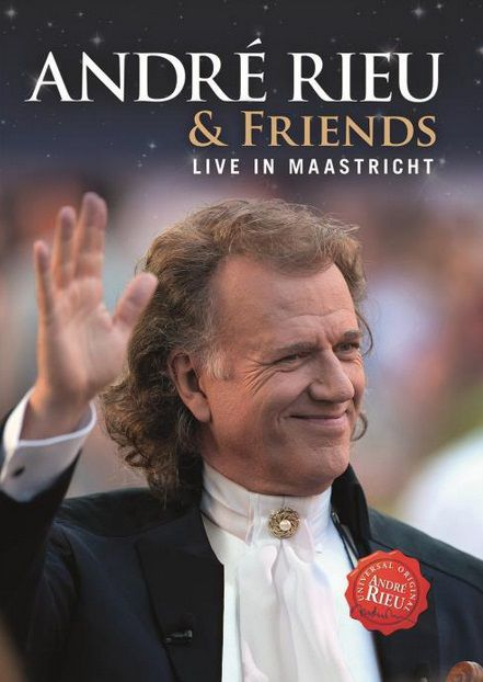 Andre RIeu & Friends - Live in Maastricht - (2013) - DVD