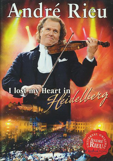 André Rieu - I Lost My Heart in Heidelb - DVD