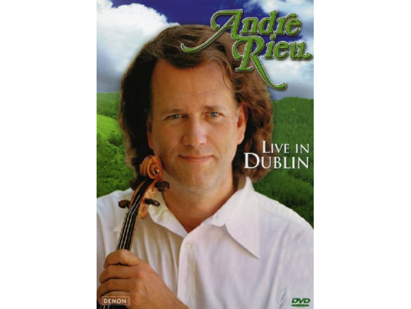 André Rieu  - Live in Dublin - DVD