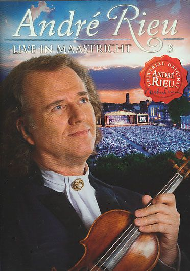 Andre Rieu - Live in Maastricht 3 - DVD