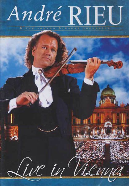André Rieu - Live in Vienna - DVD