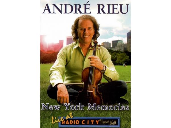 André Rieu - New York Memories - DVD