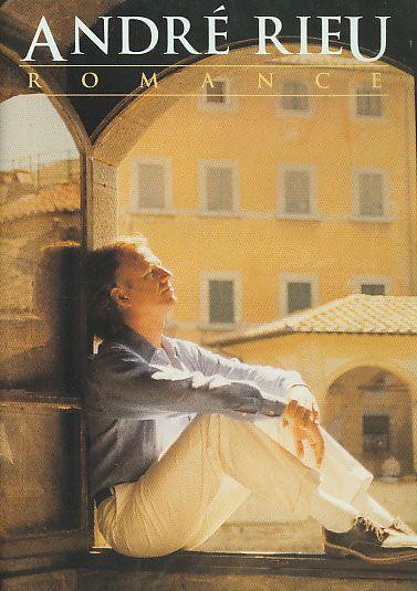André Rieu - Romance - DVD