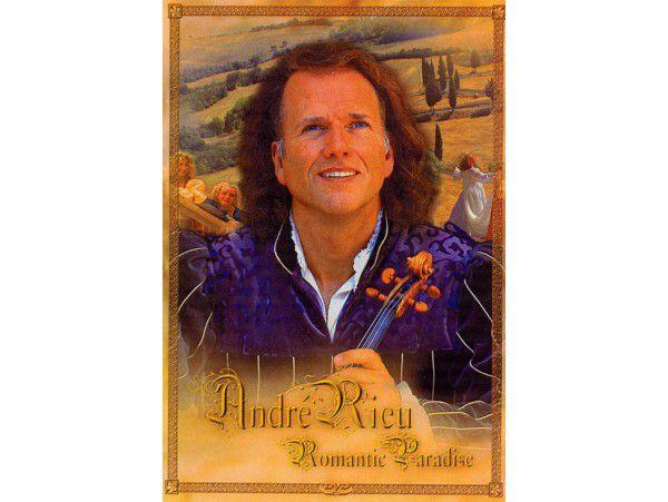 André Rieu - Romantic Paradise - DVD