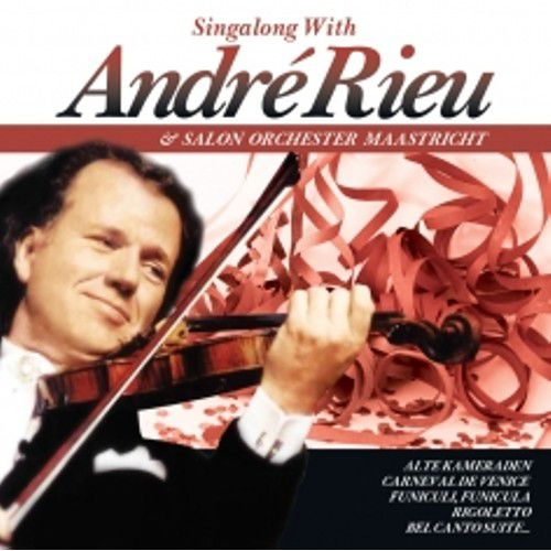 Andre Rieu - Singalong With - CD