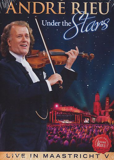 André Rieu - Under The Stars - Live In Maastricht V - DVD