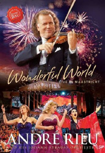 André Rieu - Wonderful World - Live In Maastricht - DVD