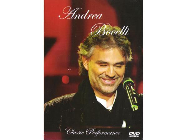 Andrea Bocelli - Classic Performance  - DVD