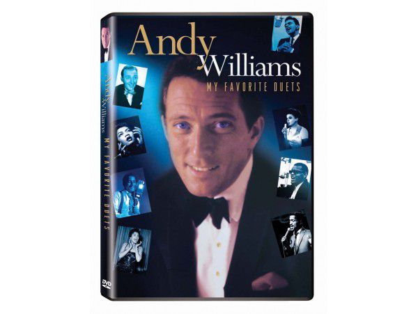 Andy Williams - My Favourite Duets - DVD