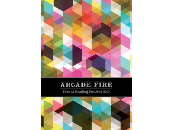 Arcade Fire - Live At Reading Festival - 2010 - DVD