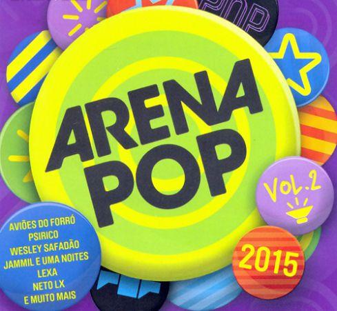 Arena Pop 2015 - Vol. 2 - CD