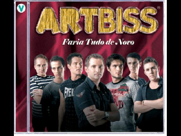 Artbiss - Faria Tudo de Novo - CD