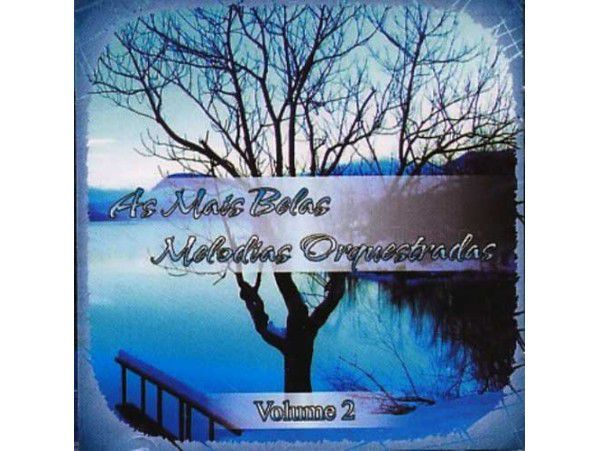 As Mais Belas Melodias Orquestradas - Volume 02 - CD