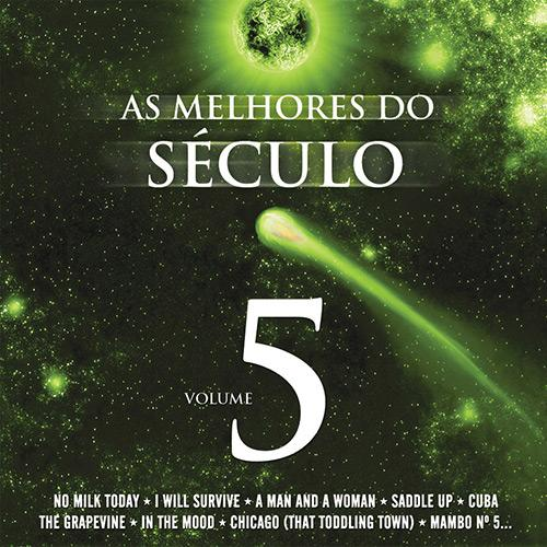 As Melhores Do Século - Vol.5 - CD