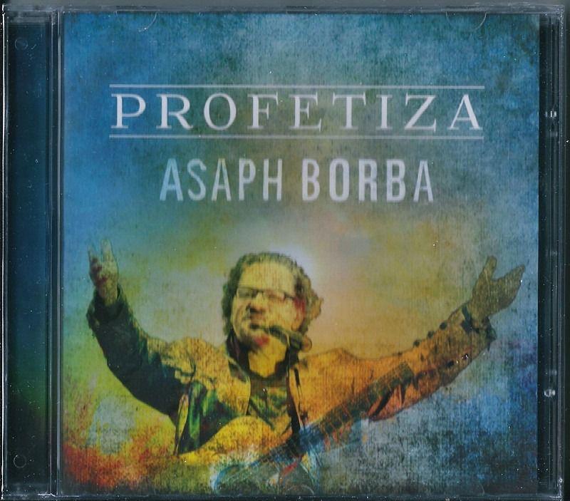 Asaph Borba - Profetiza - CD