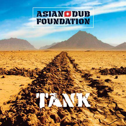 Asian Dub Foundation - Tank - CD