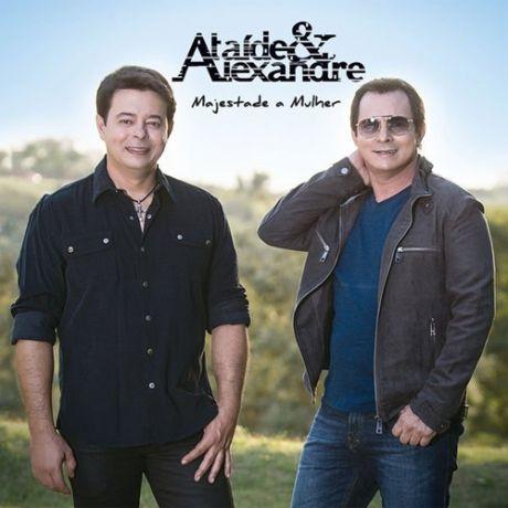 Ataíde & Alexandre - Majestade A Mulher - CD