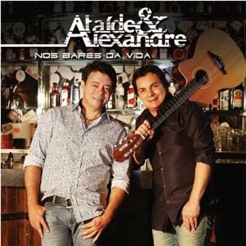 Ataíde e Alexandre - Nos Bares da Vida - CD