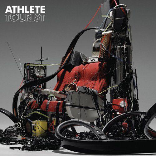 Athlete - Tourist  - CD