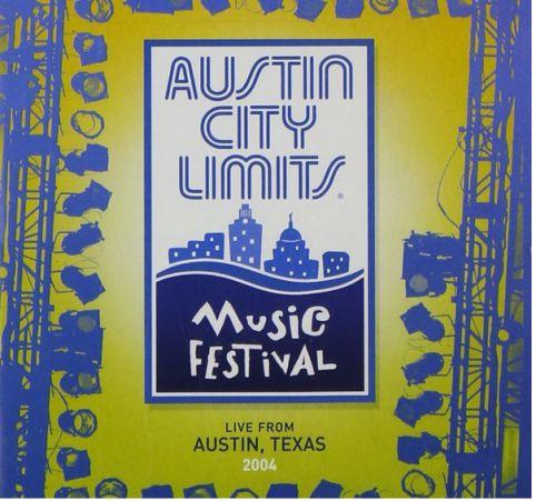 Austin City Limits - Music Festival 2004 - CD