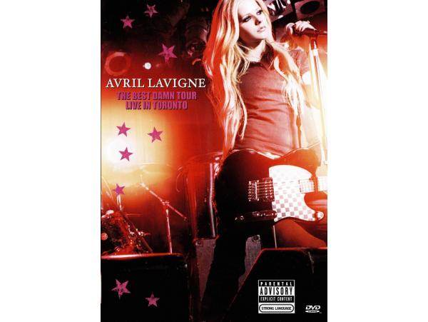 Avril Lavigne - The Best Damn Tour - Live In Toronto - DVD