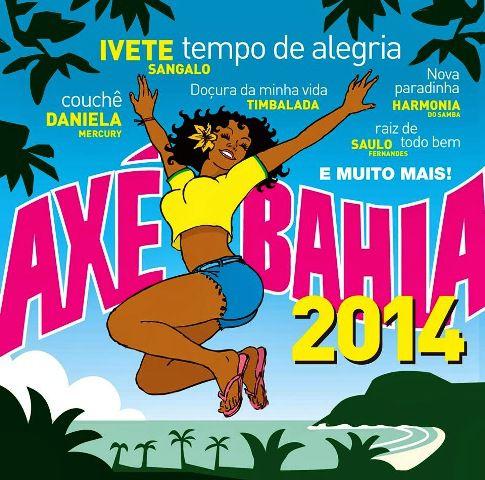 Axe Bahia 2014 - CD