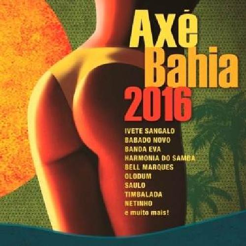 Axé Bahia - 2016 - CD