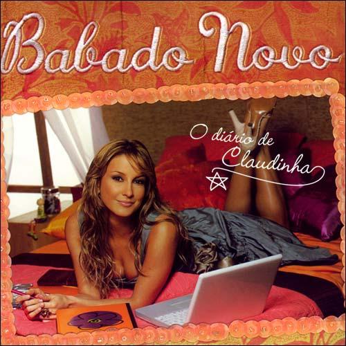 Babado Novo - O Diário De Claudinha - Musicpack - CD