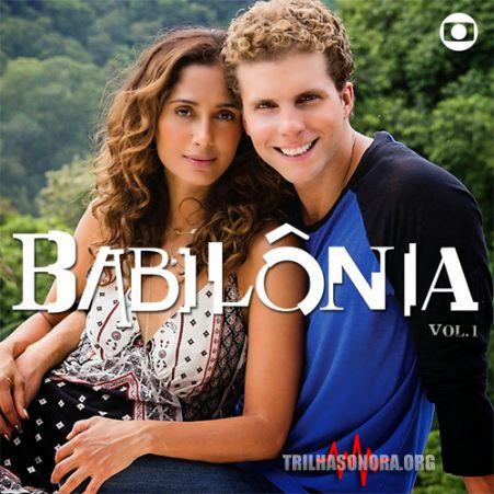 Babilônia - Trila Sonora - Vol.1 - CD