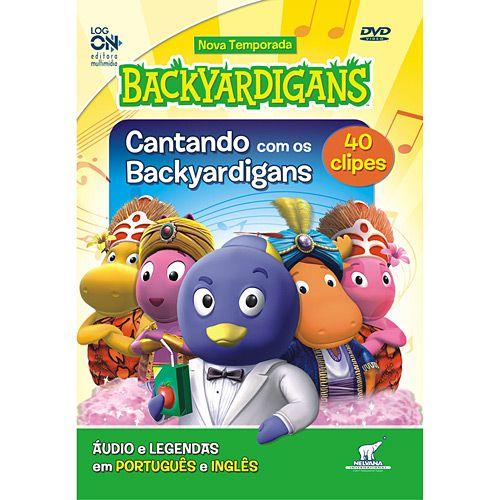 Backyardigans - Cantando Com Os Backyardigans