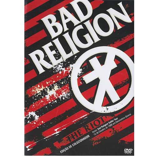 Bad Religion - The Riot - DVD